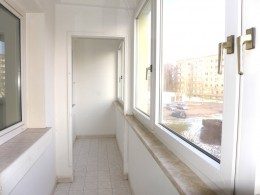 Wohnung in grüner, ruhiger Lage mit Balkon!