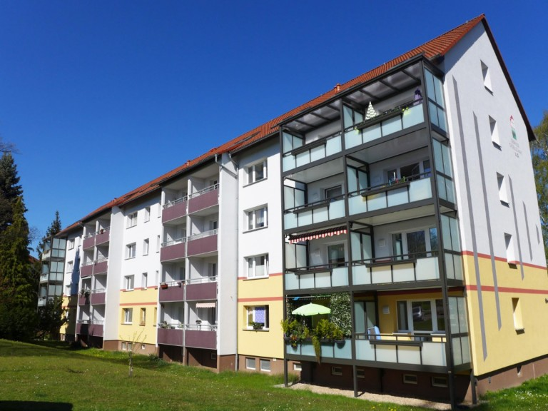 Balkon, Küche und Bad mit Fenster - was wollen Sie mehr?
